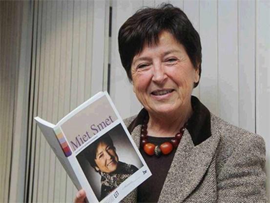 Miet Smet gelooft in een vrouwelijke premier