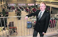 'We waren al lang uit onze vroegere gebouwen gegroeid', zegt Wilfried Van Wittenberghe van KAHO Sint-Lieven. gia
