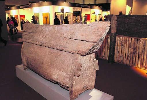 De liefhebbers kunnen zelfs een Indonesische sarcofaag mee naar huis nemen. Frederiek Vande Velde