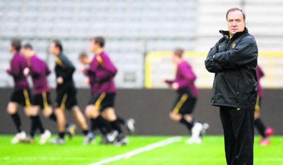 Dick Advocaat wordt allicht donderdag als nieuwe coach van de regerende Nederlandse landskampioen AZ voorgesteld.belga