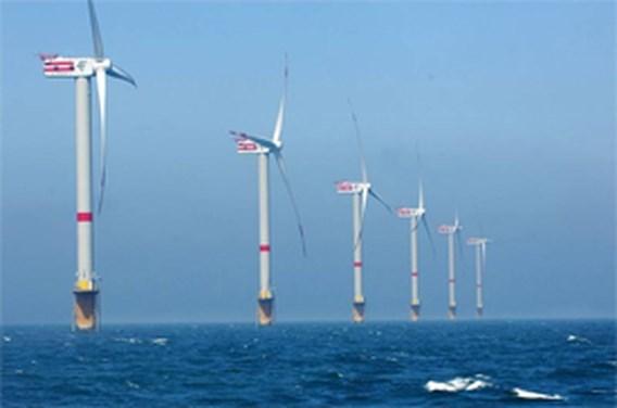 België bouwt mee aan reuzewindmolenparken op Noordzee
