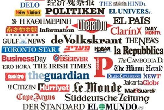 56 kranten publiceren hetzelfde hoofdartikel