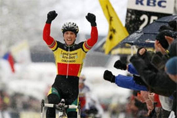 Sven Nys wint na opmerkelijke remonte