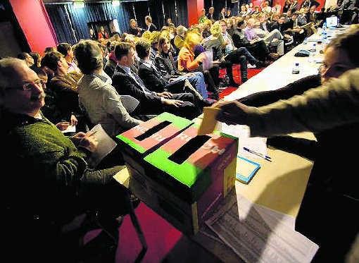 De redactie stemde gisteren met een grote meerderheid voor de overname. Vincent Mentzel