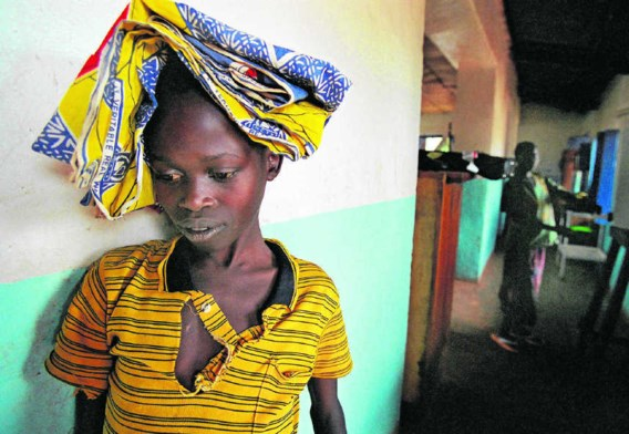 Het meest sprekende voorbeeld van een verwaarloosde ziekte is de slaapziekte. Foto: een Spaans hulpproject in Tambura, Zuid-Sudan.Juan Carlos Tomasi