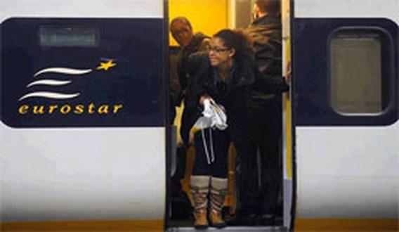 Eurostar vervoert meer mensen