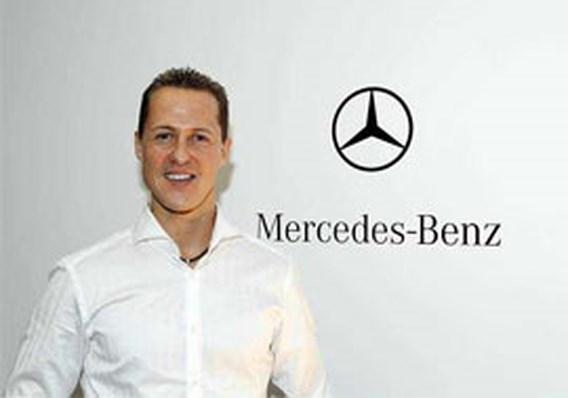F1-baas Ecclestone opgetogen met comeback Schumacher