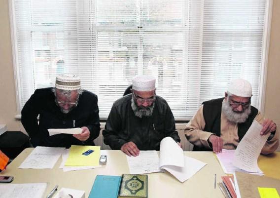 De rechters beseffen dat de sharia in het Westen een beladen begrip is en benadrukken dat ze geen bloeddorstige fanatiekelingen zijn. afp
