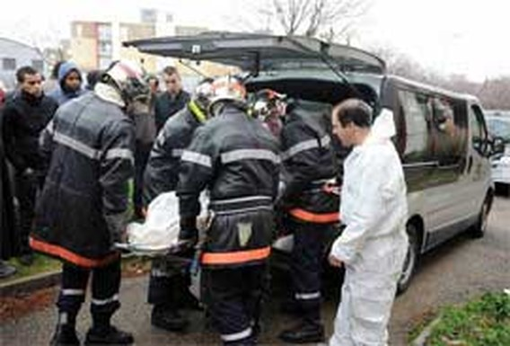 Woningbrand eist vijf levens in Nîmes