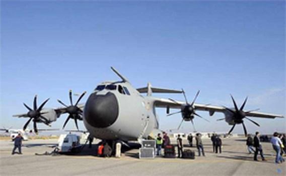 Militaire Airbus A400M brengt niet genoeg op