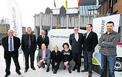 Denderleeuw heeft een nieuw logo en een nieuwe slogan. <br> Yvan De Saedeleer