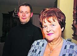 Schepen Diana Cannoot wordt 65 en geeft haar sjerp door aan Lieven Huys. Marc Debruyne