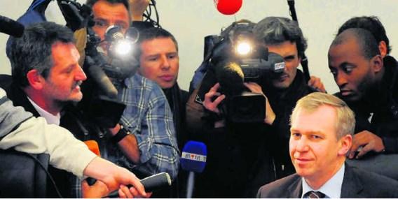 Yves Leterme: 'De prioriteit ligt de komende maanden bij het bestrijden van de crisis en de werkloosheid.'blg