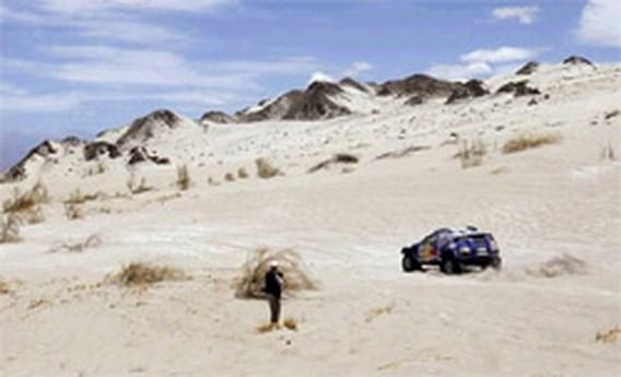 Vierde etappe Dakar wordt ingekort