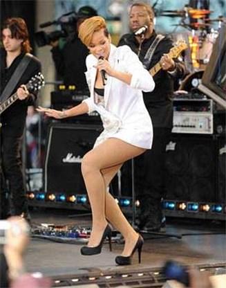 Rihanna wordt WAG