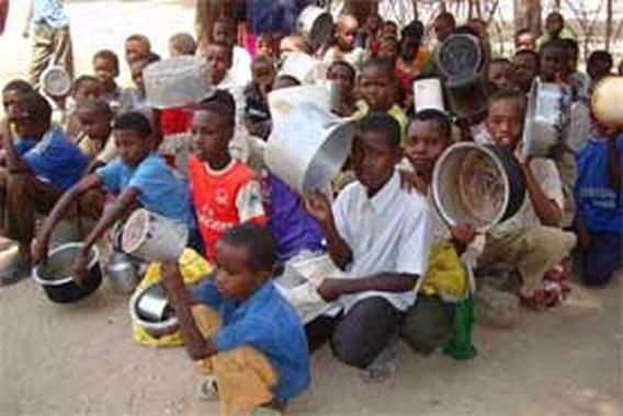 VN stopt voedselhulp in Zuid-Somalië