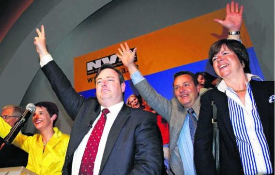 Na de verkiezingsoverwinning van de N-VA op 7 juni zullen de andere partijen zich niet opnieuw laten verrassen. photo news