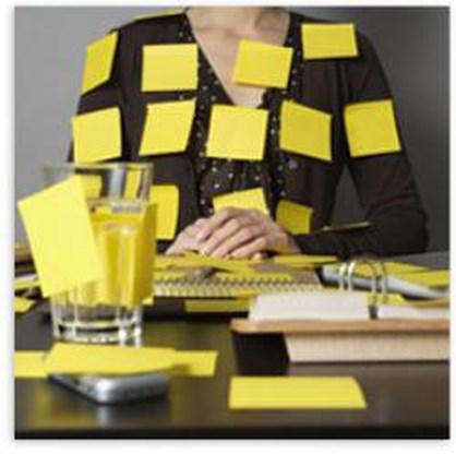 7 tips om niet te verdrinken in je werk