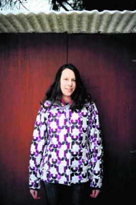 Sofie D'Hooghe draagt haar talent als een last: 'Ik heb niet leren leren.'Katrijn Van Giel