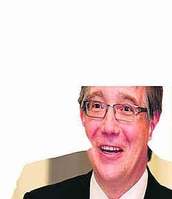 Hans Maertens is de nieuwe voorzitter van Voka West-Vlaanderen maar is ook verknocht aan 'zijn' Lichtervelde. Patrick Holderbeke
