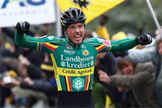 Nys pakt zevende Belgische titel