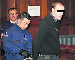 Christophe Brokken blijft excuses zoeken voor de gruwelijke verkrachting van een jonge vrouw uit Stekene.Hendrik De Rycke
