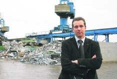 Pierre Vandeputte, zaakvoerder van Galloo, wacht de beslissing van minister Schauvlieghe af. Eric Vanthournout