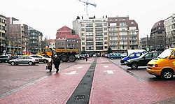 Als het van schepen De Klerck afhangt, komt de ondergrondse parking onder de Grote Markt. nmi