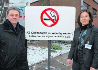Danny Van Laethem en Ann De Maere. pd