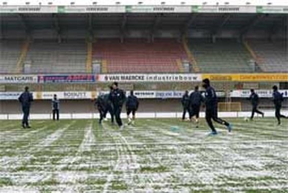 Bekerwedstrijd Z. Waregem - Cercle Brugge opnieuw afgelast