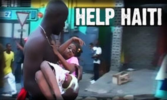 Rekeningnummer 12-12 geopend voor Haïti