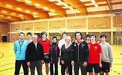 Op de Sport- en Topsportschool in Hasselt heeft het drugsbeleid een duidelijke structuur. 'Iedereen wordt er nauw bij betrokken.'ppn