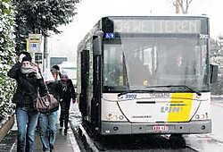In Destelbergen gaat, volgens onze lezers, het busaanbod nog net, maar in Heusden krijgt De Lijn een 'onvoldoende'.gia
