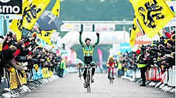 Als Sven Nys nog een paar jaartjes blijft crossen, wordt hij misschien wel Wereldkampioen in Malle in 2015 of 2016.blg