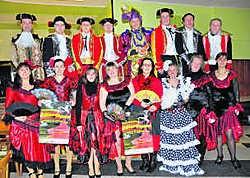 Acht kandidatenkoppels van evenveel Halse carnavalsgroepen doen een gooi naar de titel. yds