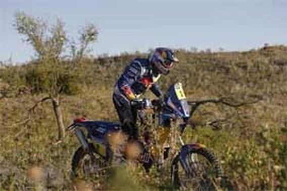 Motorrijder Cyril Despres wint Dakar derde keer