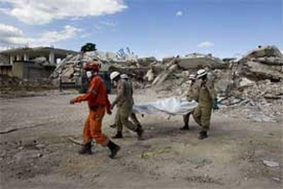 Al meer dan 25.000 lichamen geborgen in Haïti