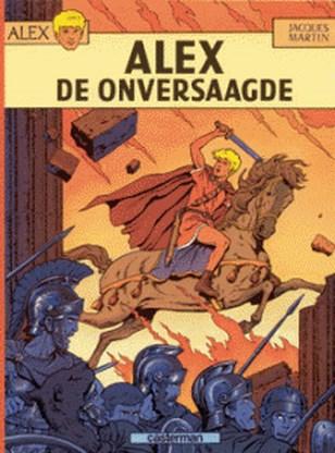 Striptekenaar Jacques Martin overleden