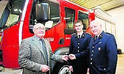 De brandweer kan de nieuwe wagen inzetten bij interventies tijdens zware ongevallen. Stijn Hermans