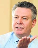 Karel De Gucht. mh
