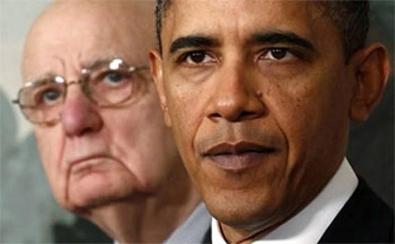 Economen zijn het oneens over bankenplan Obama