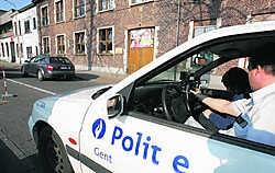 Volgens politiecijfers rijdt ongeveer één op de twee chauffeurs te snel in een zone30.fvv
