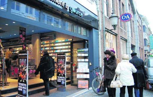 Diest zet zich, na jaren van groeiende leegstand, steeds nadrukkelijker op de kaart als shoppingstad. ibo