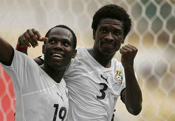 Ghana in finale Afrika Cup tegen Egypte