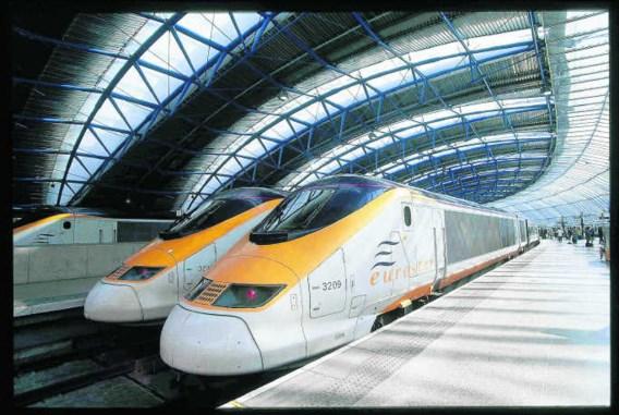 Een kaartje voor de Eurostar betalen met een ecocheque? Alleen als hij uitgegeven is door Sodexo.photo news