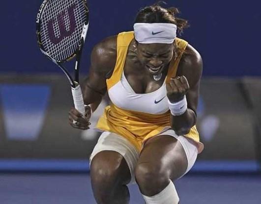 Serena Williams wint vijfde keer Australian Open