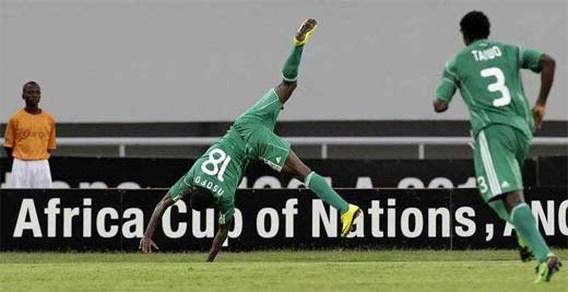 Nigeria wint kleine finale op Afrika Cup