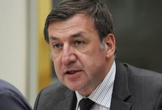 Vanackere: 'Energie stoppen in het zoeken naar vredesakkoord'