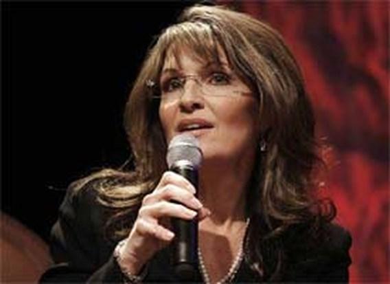 Sarah Palin: 'Het is tijd voor een nieuwe revolutie'