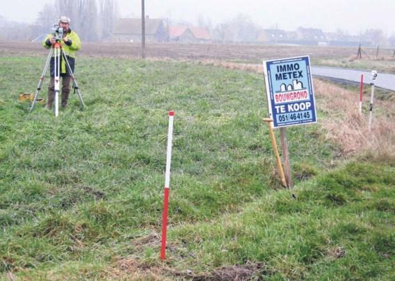 Vlaamse regering schrapt registratierechten op bouwgrond